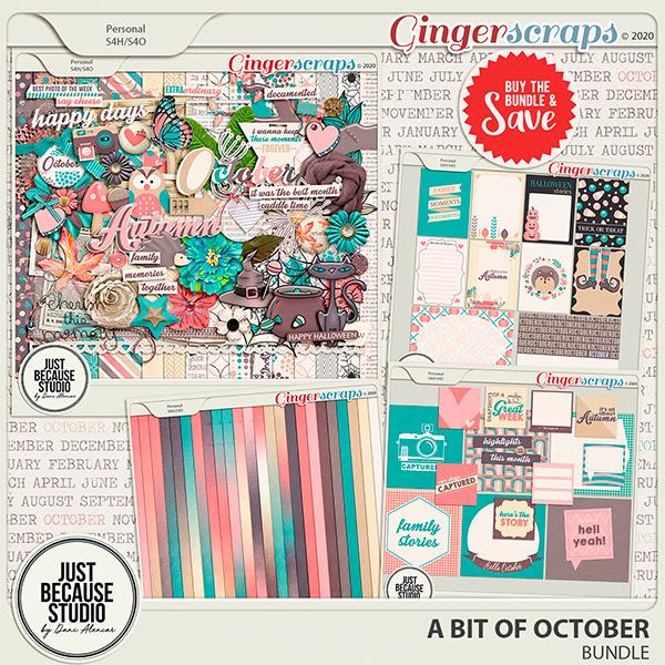 A Bit of October Bundle by JB Studio