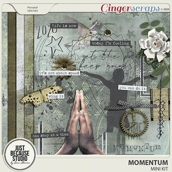Momentum Mini Kit by JB Studio