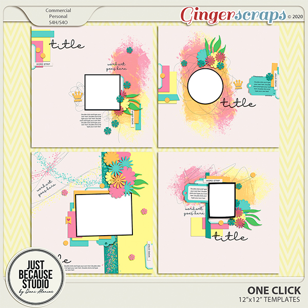 One Click Templates 1 by JB Studio