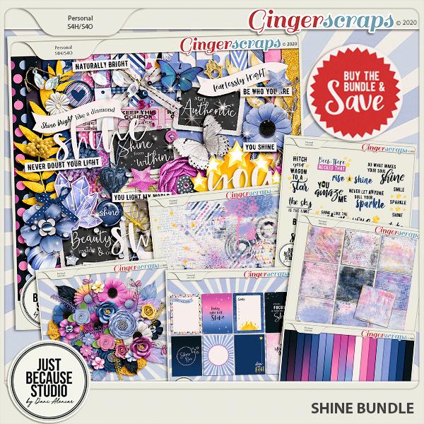 Shine Bundle by JB Studio