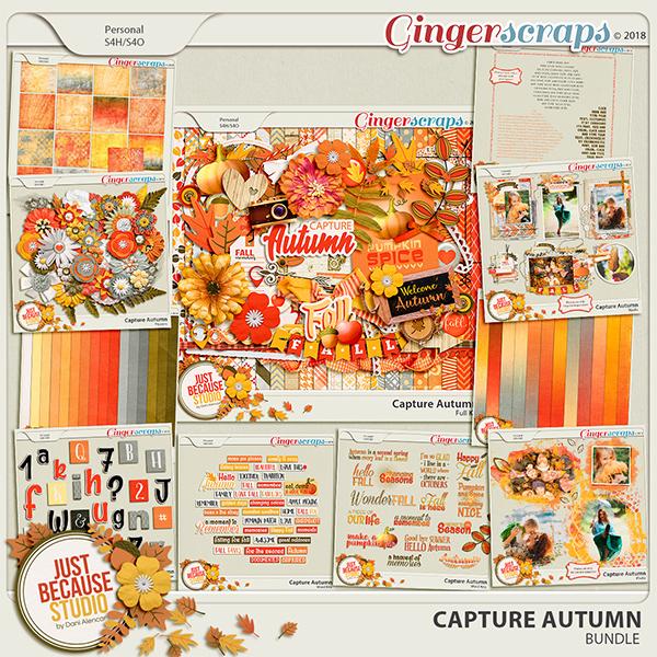 Capture Autumn Bundle by JB Studio