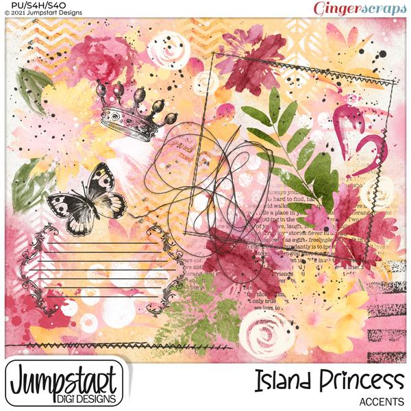 Island Princess {Accents}