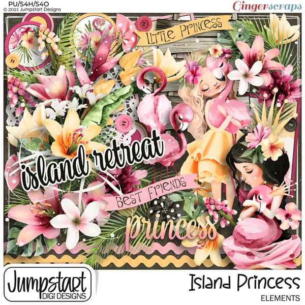 Island Princess {Elements}