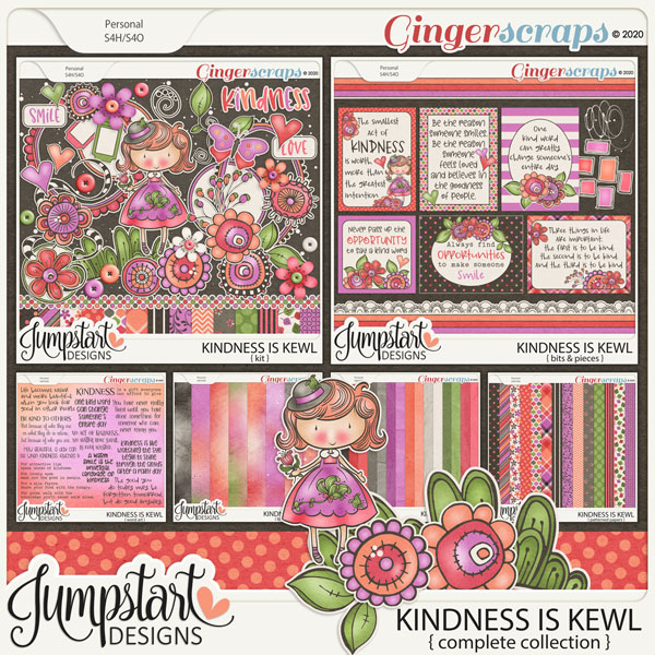 Kindness Is Kewl {Complete Collection} by Jumpstart Designs