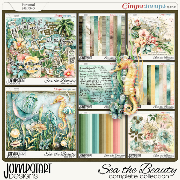 SEA the Beauty {Complete Collection}
