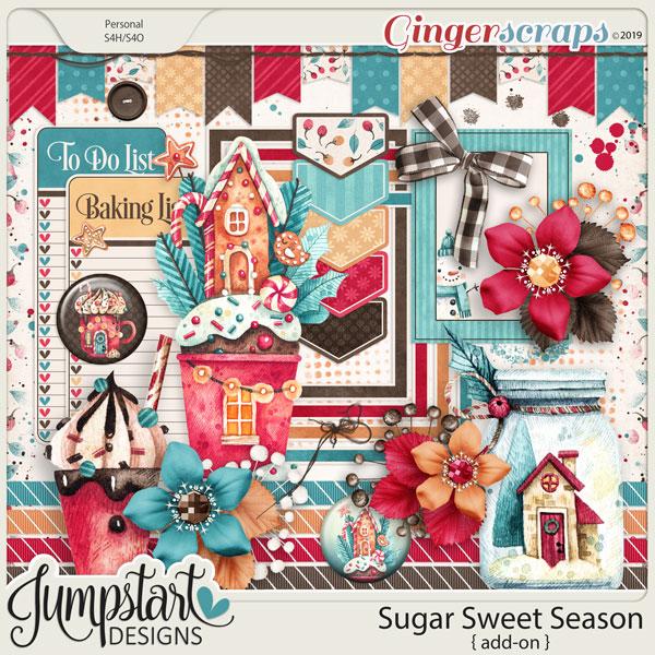 Sugar Sweet Season {Add-On} by Jumpstart Designs