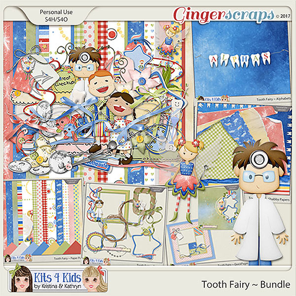 Tooth Fairy Bundle by K4K
