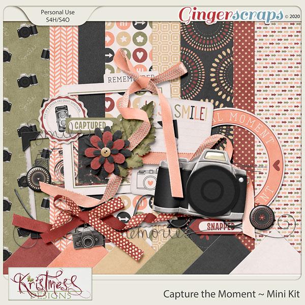 Capture the Moment Mini Kit