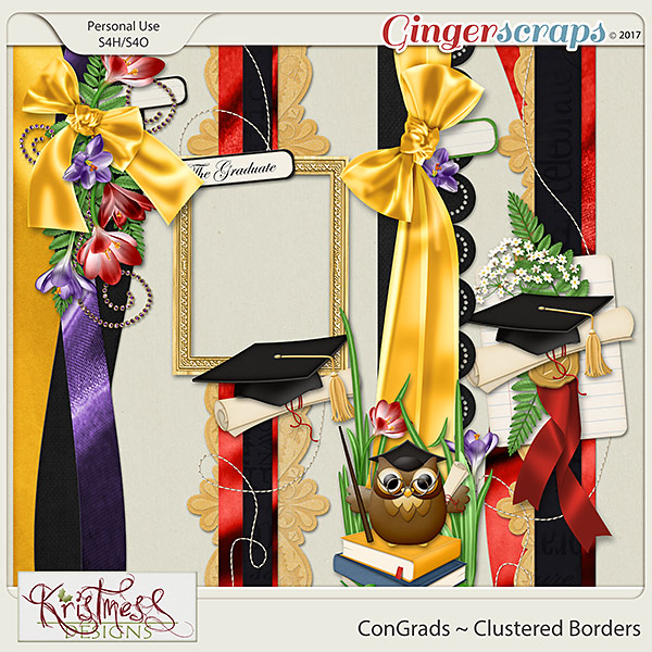 ConGrads Clustered Borders