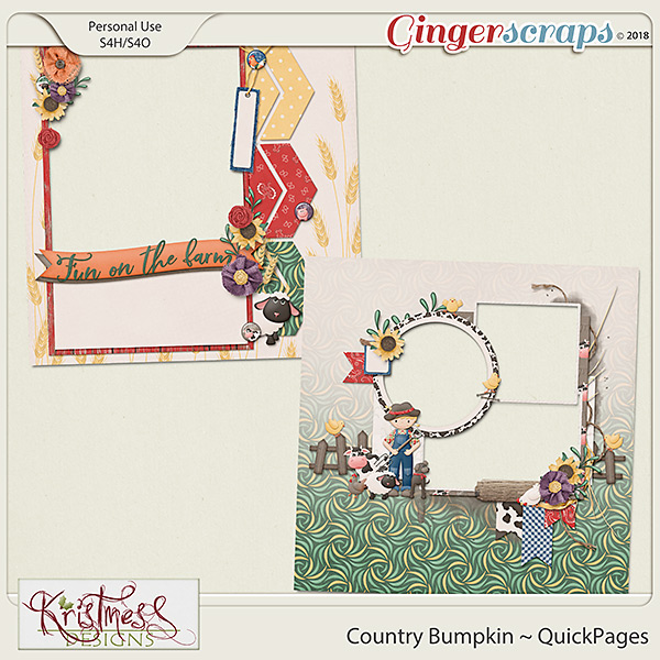 Country Bumpkin QuickPages