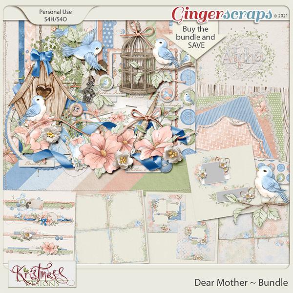 Dear Mother Bundle