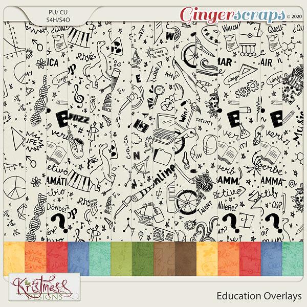 CU Education Overlays