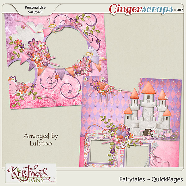 Fairytales QuickPages
