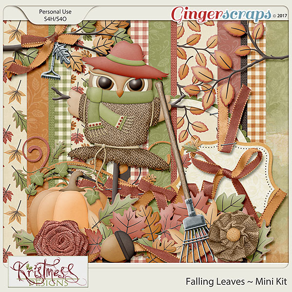 Falling Leaves Mini Kit