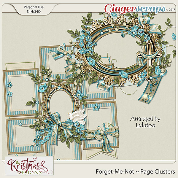 Forget-Me-Not Clusters