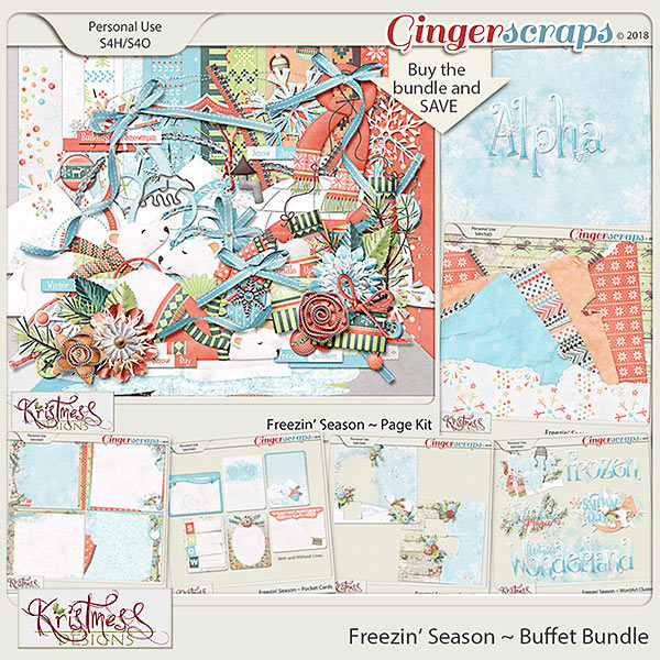Freezin' Season Buffet Bundle