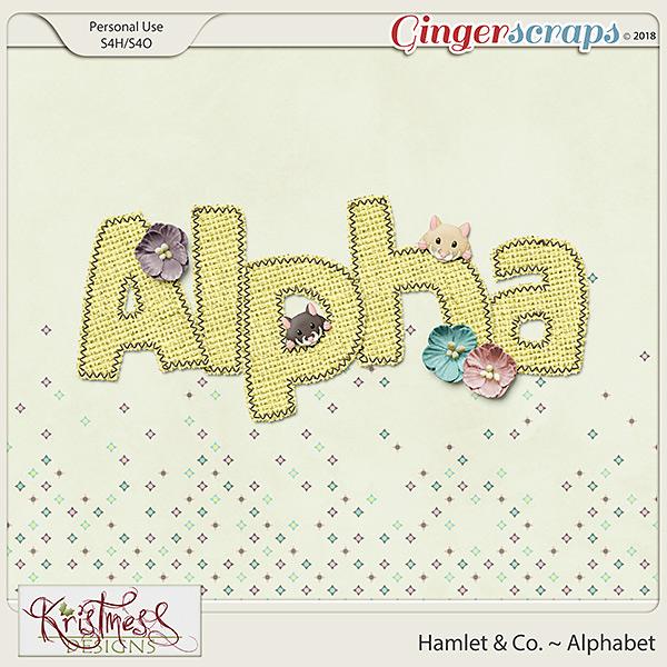 Hamlet & Co. Alphabet