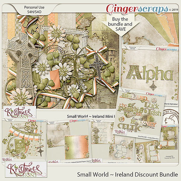 Small World ~ Ireland Discount Bundle