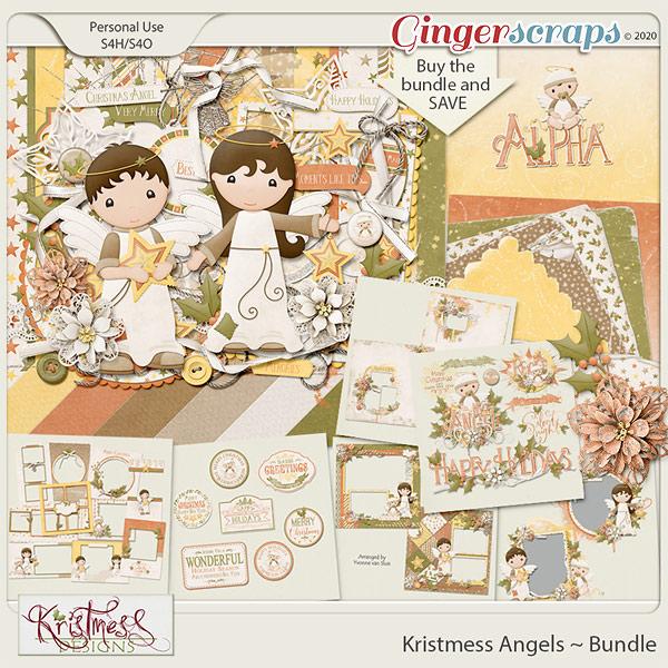 Kristmess Angels Bundle