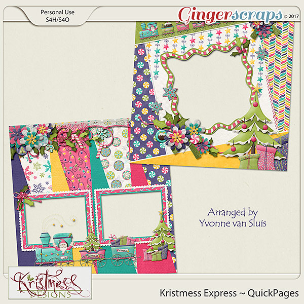 Kristmess Express QuickPages