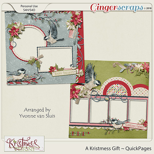 A Kristmess Gift QuickPages
