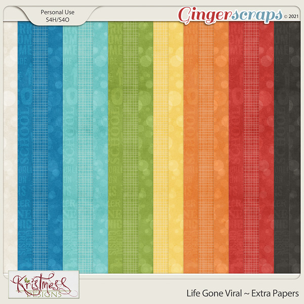 Life Gone Viral Extra Papers