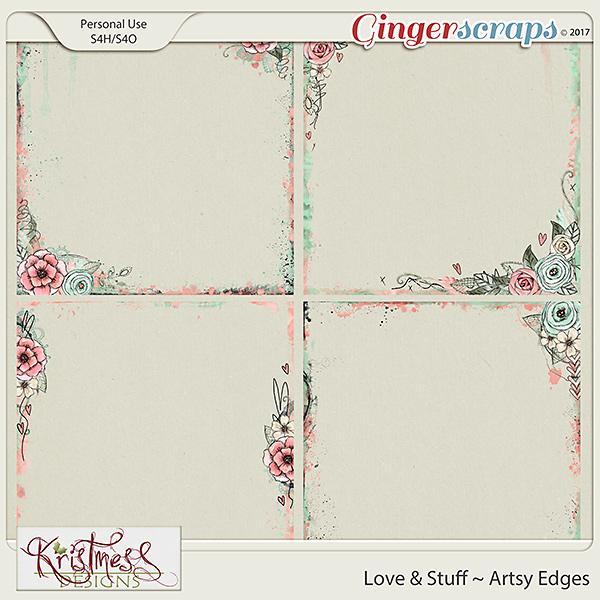 Love & Stuff Artsy Edges