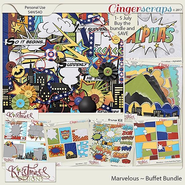 Marvelous Buffet Bundle