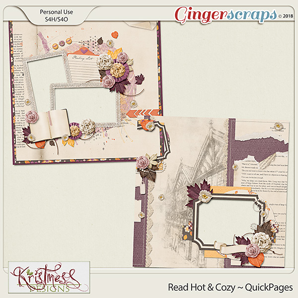 Read Hot & Cozy QuickPages