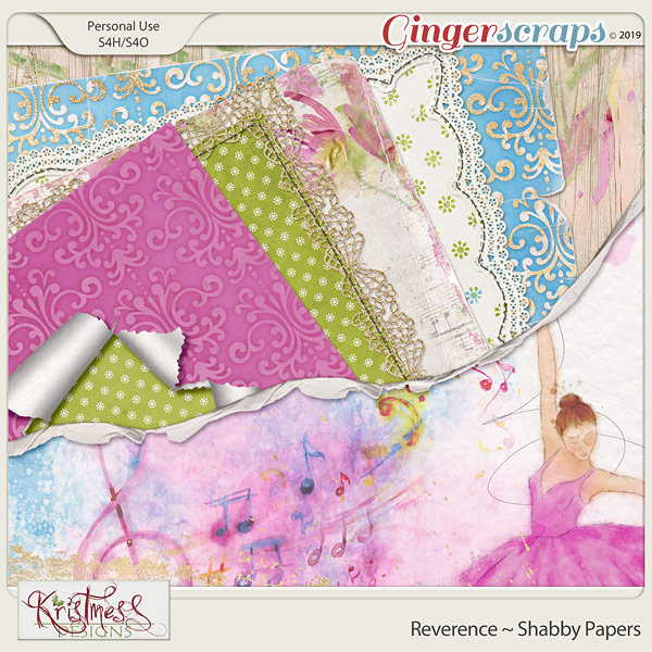 Reverence Shabby Papers