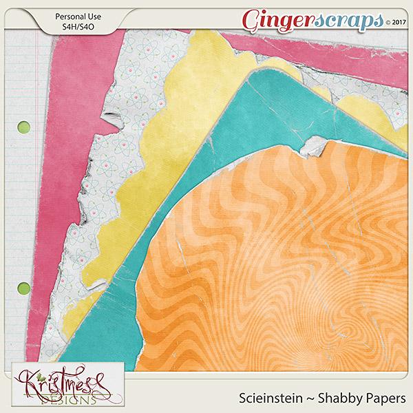 Scieinstein Shabby Papers