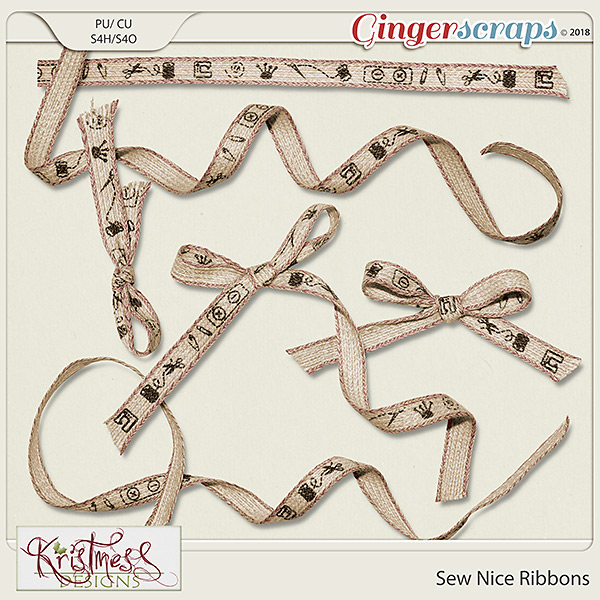 CU Sew Nice Ribbons