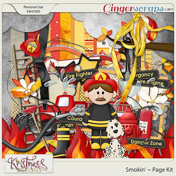 Smokin' Page Kit