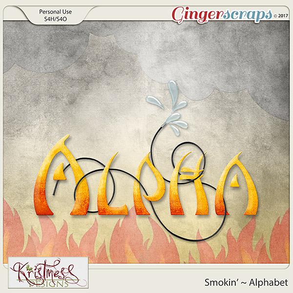 Smokin' Alphabet