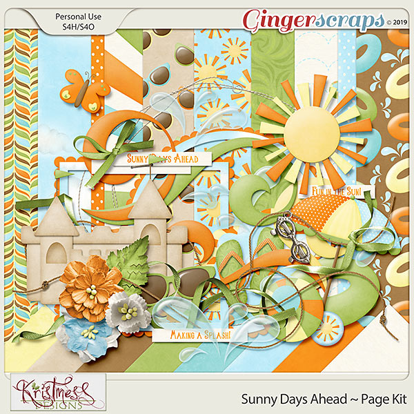 Sunny Days Ahead Mini Kit