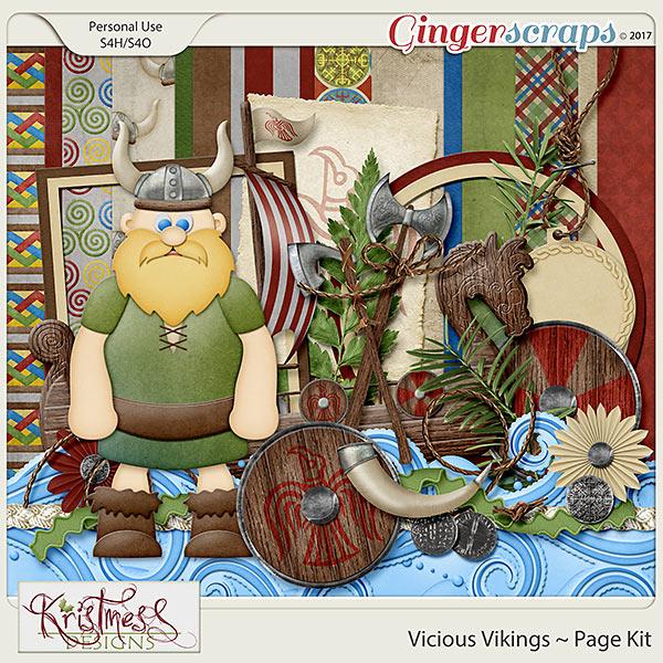 Vicious Vikings Mini Kit