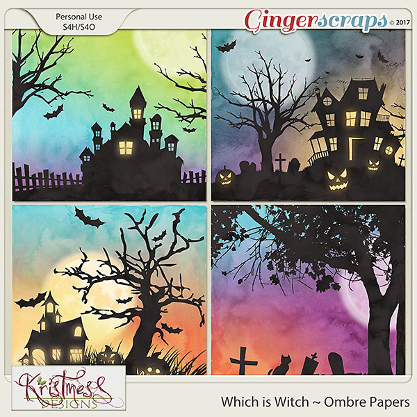 Which is Witch Ombre Papers