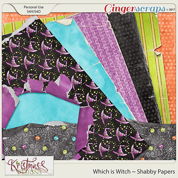 Which is Witch Shabby Papers