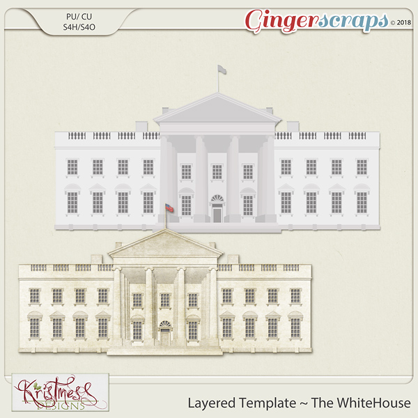 CU WhiteHouse Layered Template