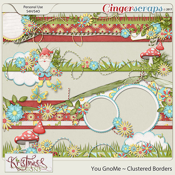 You GnoMe Clustered Borders