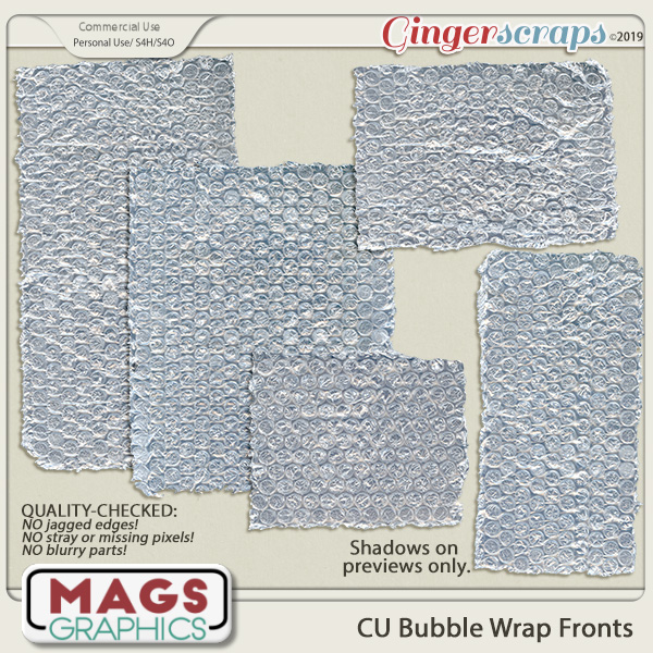 CU Bubble Wrap Fronts by MagsGraphics