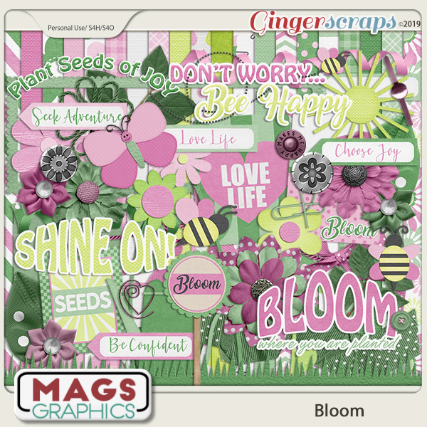 Bloom KIT by MagsGraphics