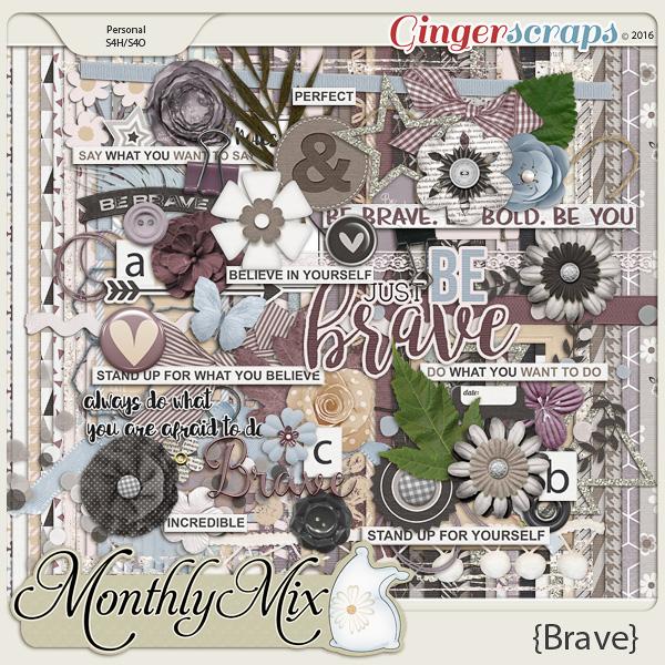 Monthly Mix: Brave
