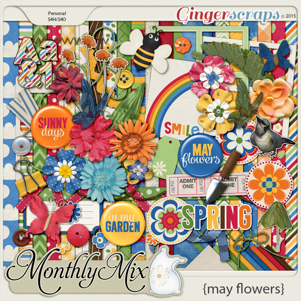 Monthly Mix: May Flowers