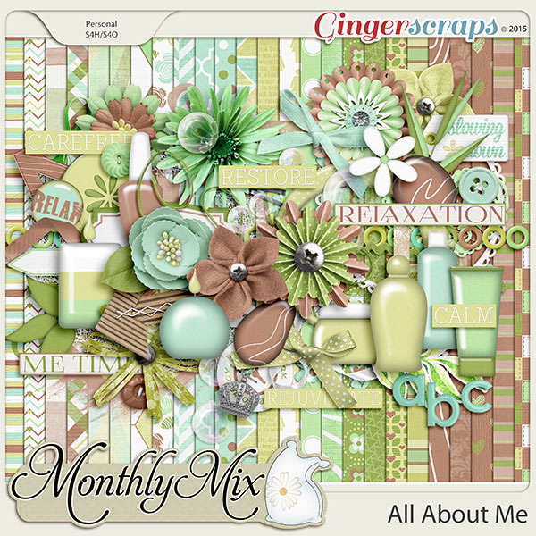 Monthly Mix: All About Me