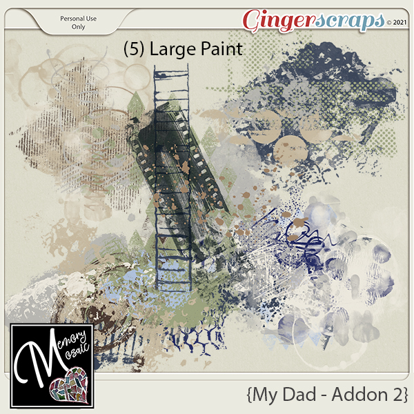 My Dad-Addon2 by Memory Mosaic