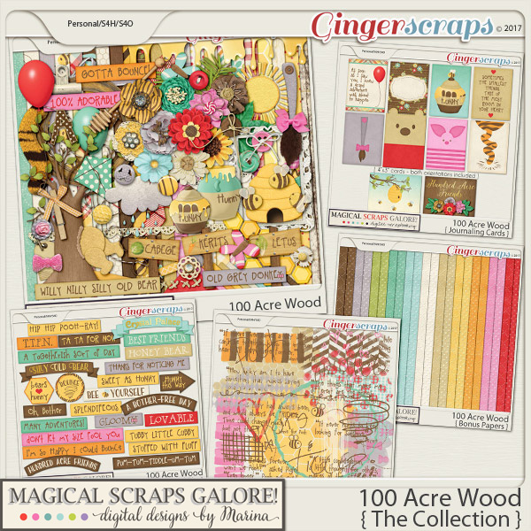 100 Acre Wood (collection)