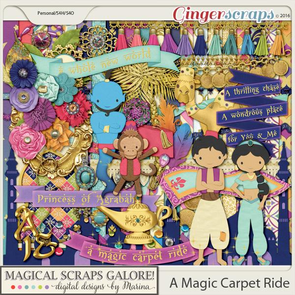 A Magic Carpet Ride