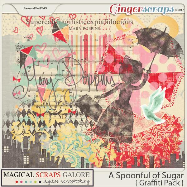 A Spoonful of Sugar (graffiti pack)