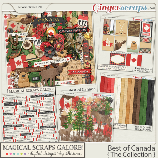 Best of Canada (collection)
